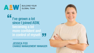 Jessica Foo ASW