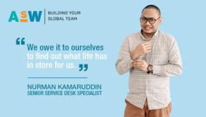 Nurman Kamaruddin ASW