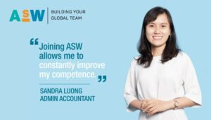 Sandra Luong ASW