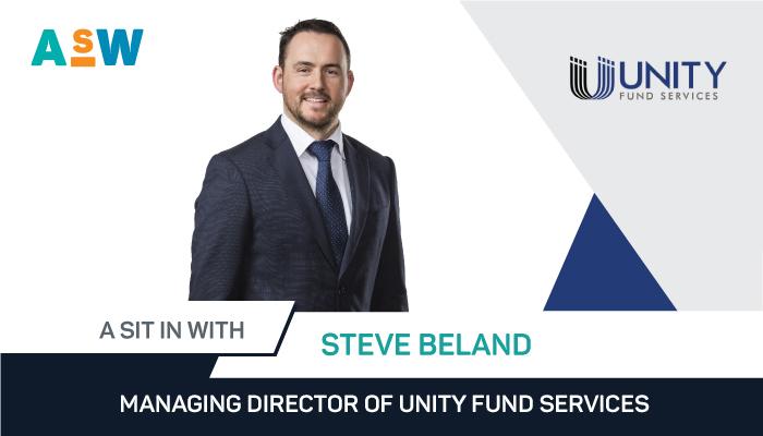 Steve Beland of Unity Fund Services