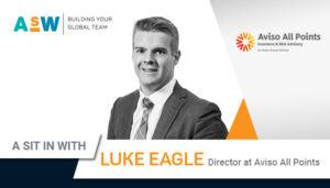 Luke Eagle, Director at Aviso All Points
