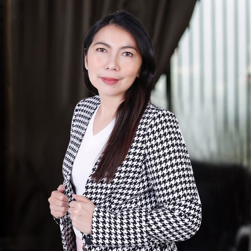 Gizelle Evangelista - ASW General Manager, People and Capability