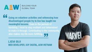 Liem Bui: Passion for Work and Advocacy
